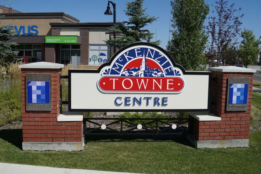 Located in the hear of McKenzie Towne Centre